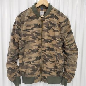 Divided by H&M Camoflauge Jacket